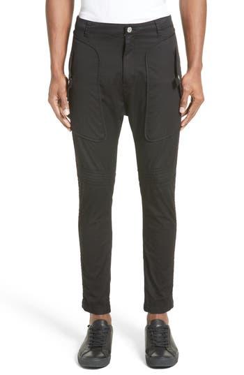 Helmut Lang Utility Cargo Pants, Black
