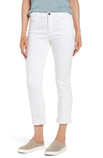 Women's Jen7 Stretch Straight Leg Crop Jeans