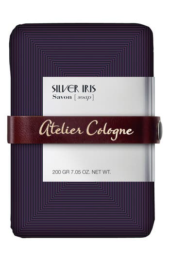 Atelier Cologne Silver Iris Soap