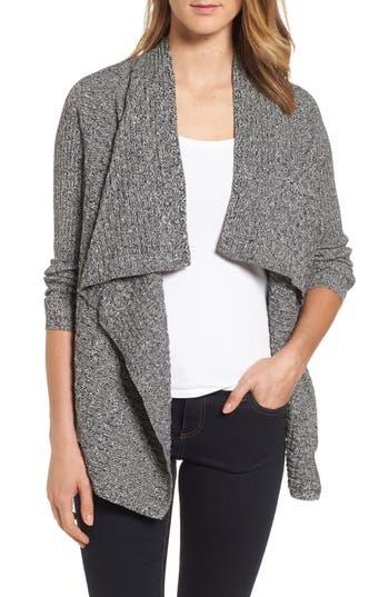 Women's Chaus Mixed Cotton Knit Cardigan