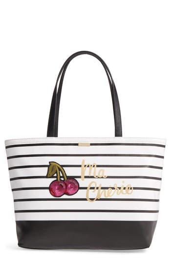 Kate Spade New York Ma Cherie - Francis Tote - White