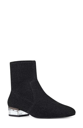 Nine West Urazza Bootie- Black