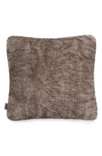 Ugg Dream Faux Fur Pillow, Size One Size - Brown