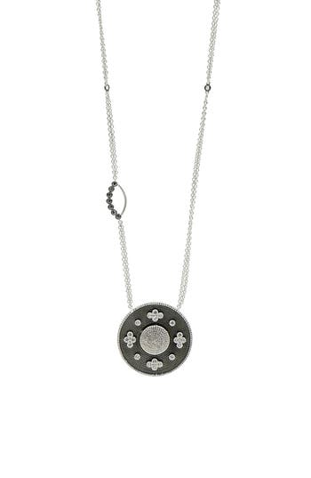 Women's Freida Rothman Industrial Finish Pendant Necklace