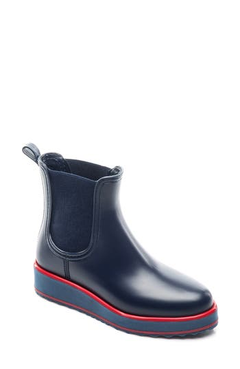 Bernardo Footwear Wila Rain Boot, Blue