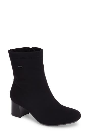 Ara Carolina Stretch Bootie, Black