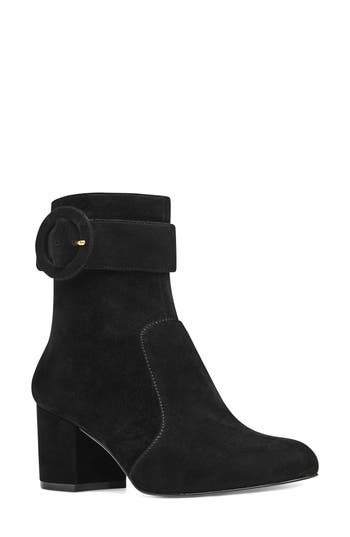 Nine West Quilby Bootie- Black