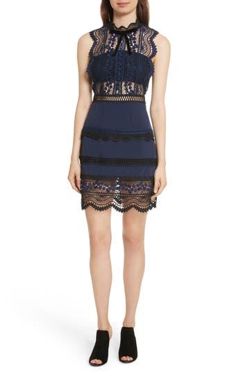 Women's Self-Portrait Bellis Lace Dress