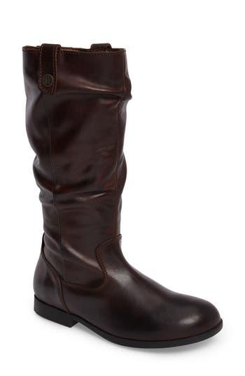 Birkenstock Sarnia High Boot,5.5 - Brown