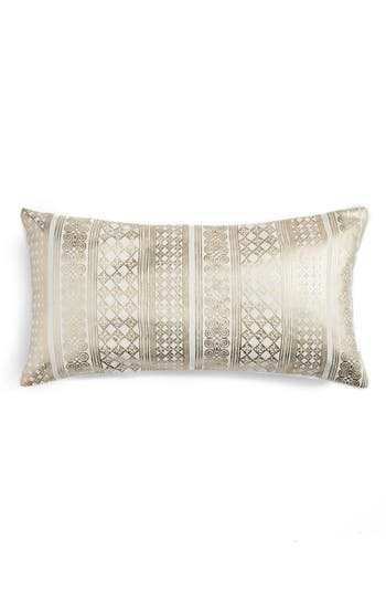 Levtex Foil Screenprint Accent Pillow
