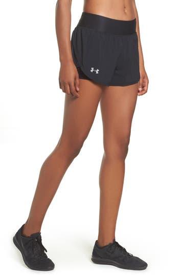 Women's Under Armour Launch Tulip Running Shorts