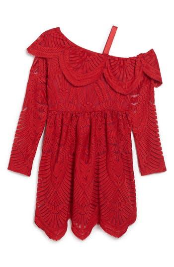 Girl's Bardot Junior Sybil Lace Dress