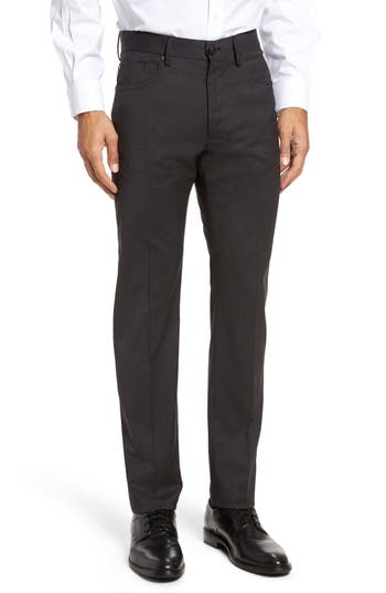 Men's Incotex Five-Pocket Stretch Wool Pants