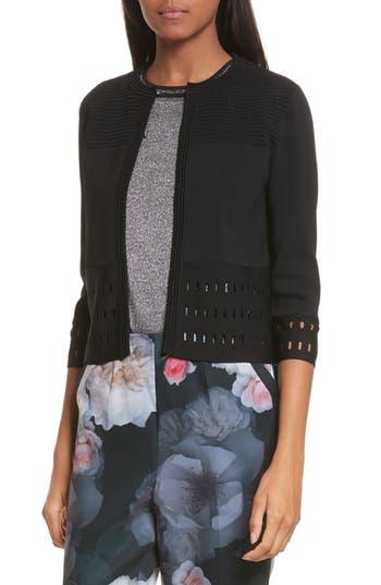 Women's Ted Baker London Rihanon Texture Knit Cardigan