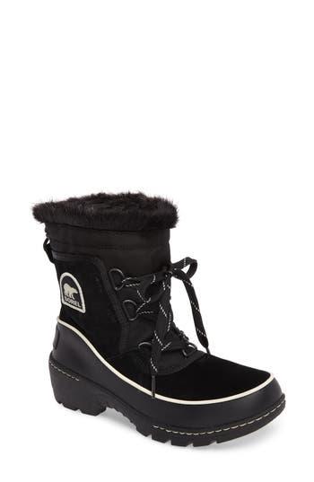 Sorel Tivoli Iii Waterproof Boot, Black