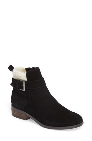 Sole Society Austen Bootie, Black