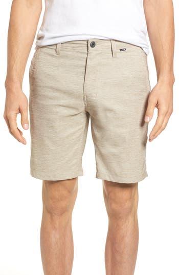 Hurley Dri-Fit Weston Shorts, Beige