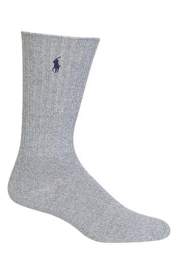 Men's Polo Ralph Lauren Crew Socks
