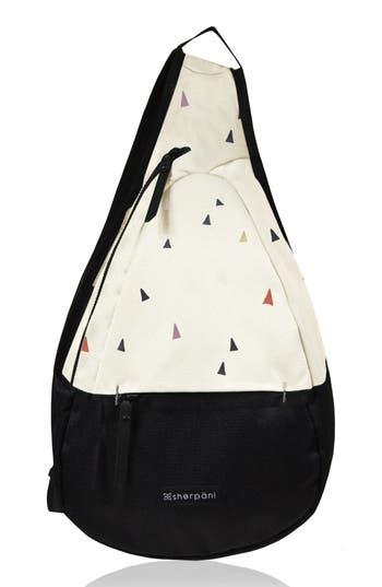Sherpani Esprit Sling Backpack - White