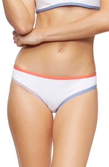 Tavik Jayden Bikini Bottoms, White