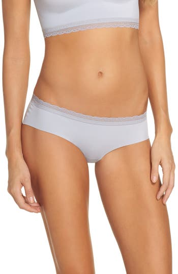 Naked LACE TRIM HIPSTER BRIEFS