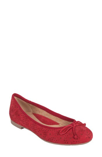 Earth Allegro Skimmer Flat, Red