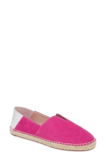 James Chan Ilene Slip-On Flat- Pink