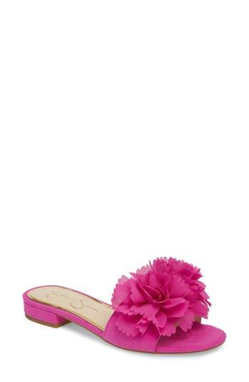 Jessica Simpson Caralin Slide Sandal, Pink
