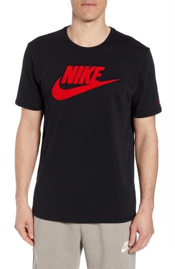 Nike Innovation Logo T-Shirt, Black