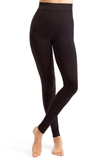 Blanqi Everyday High Waist Postpartum/nursing Leggings, Black