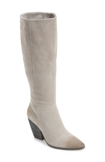 Charles By Charles David Nyles Knee High Boot, Grey