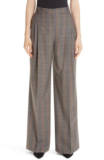 Quincy Stretch Wool Pants, Sunstone Multi