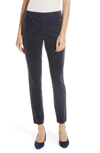 Eileen Fisher Stretch Corduroy Leggings