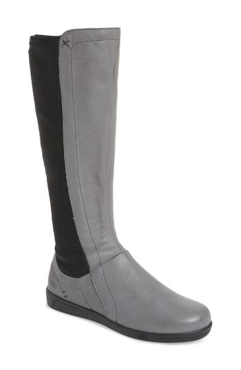 Cloud Ace Tall Boot - Grey