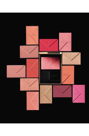 Yves Saint Laurent Couture Blush - 04 Corail Rive Gauche