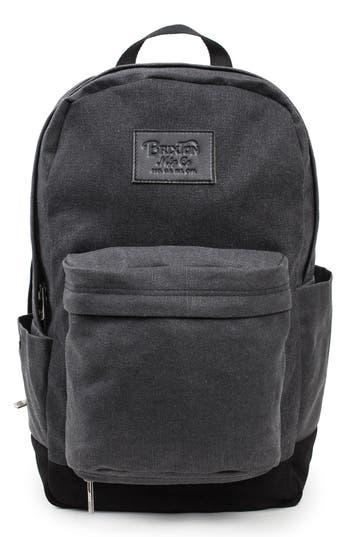 Brixton Basin Classic Backpack - Black
