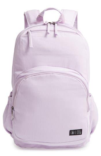 Volcom Field Trip Canvas Backpack - Purple