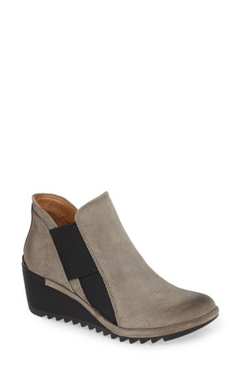 Comfortiva Altair Wedge Bootie, Grey
