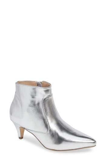 Jane And The Shoe Kizzy Bootie, Metallic