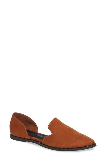 Chinese Laundry Emy Loafer Flat, Brown