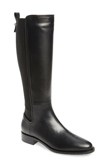 Aquatalia Nastia Weatherproof Boot- Black