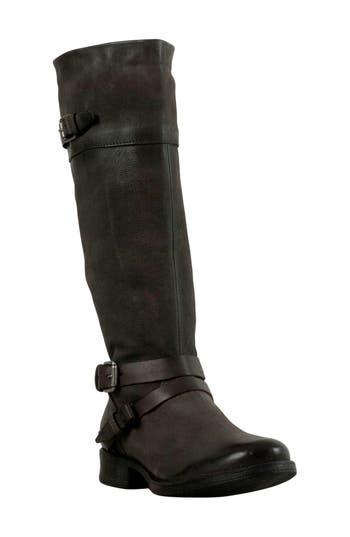 Miz Mooz Nashua Knee High Boot Grey