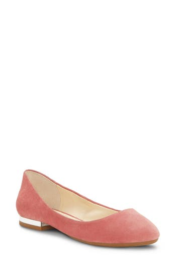 Jessica Simpson Ginly Ballet Flat, Pink