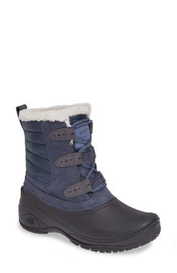 The North Face Shellista Ii Waterproof Boot, Grey