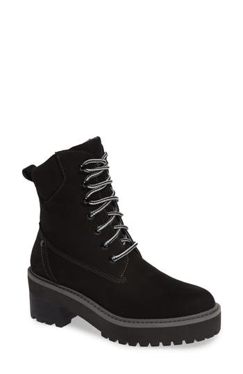 Linea Paolo Tanner Bootie, Black