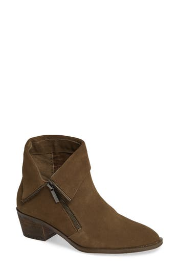 Sole Society Nickelle Bootie, Green