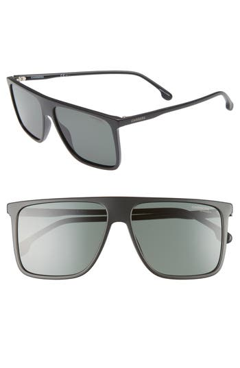 Carrera Eyewear 145Mm Flat Top Sunglasses - Matte Black