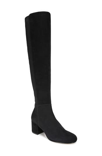 Sam Edelman Valda Knee High Boot, Black