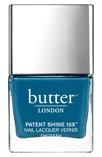 Butter London 'Patent Shine 10X' Nail Lacquer - Chat Up