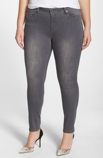 Maya Ripped Stretch Skinny Jeans